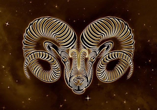 Zodiac sign Aries (Aries)