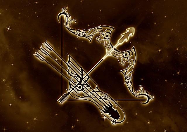Zodiac sign Sagittarius (Sagittarius)