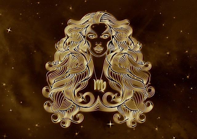 Zodiac sign Virgo (Virgo)
